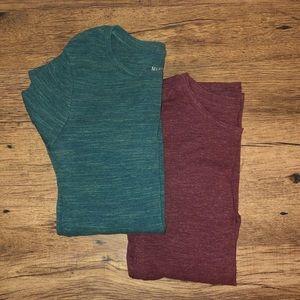 Long sleeve bundle